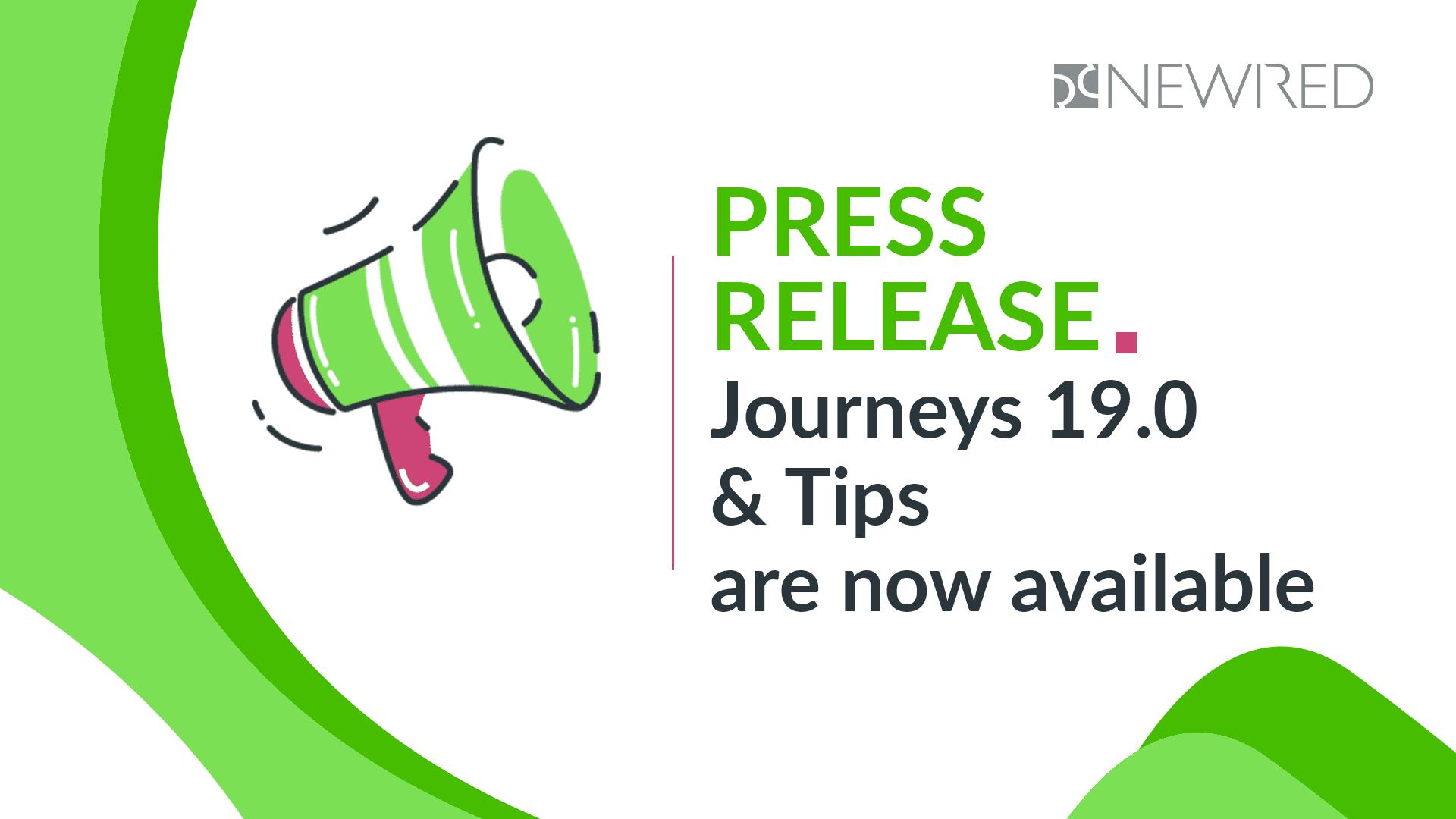 press release 19.0