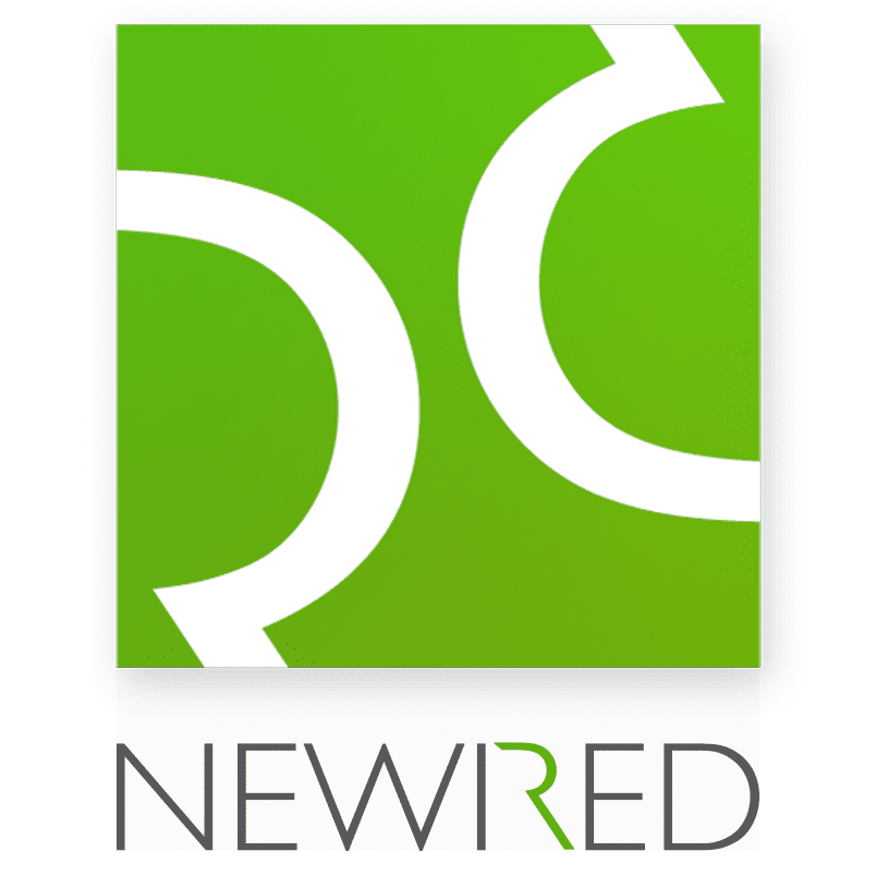 Newired compact logo