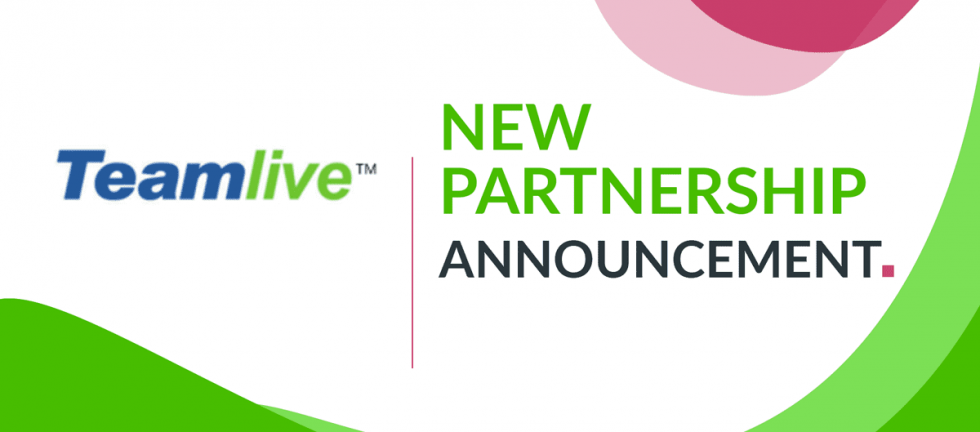 Teamlive partnership