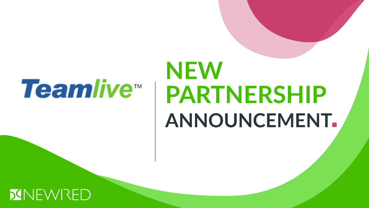 Teamlive partnership
