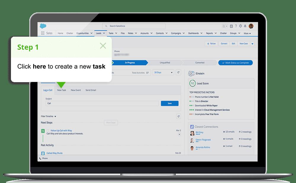 salesforce CRM online